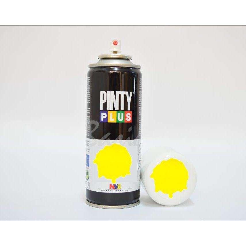 PINTURA SPRAY 200 ml AMARILLO PINTY 1023